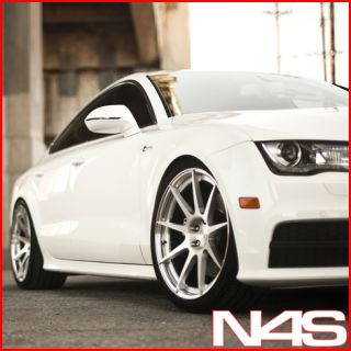 20 Forged HB29 Audi A7 Two Piece Forged Deep Concave Staggered Wheels