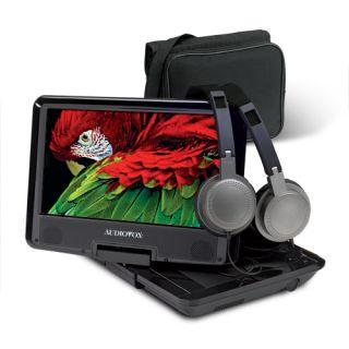 Audiovox DS9343PK Portable DVD Player 9 Multimedia Kit