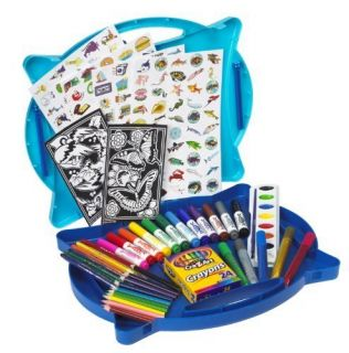 Cra Z Art Laptop Art Supply Young Artists Drawing and Painting Art Set