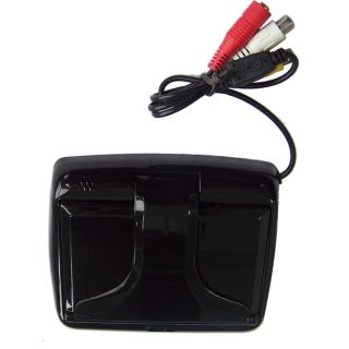 Mini 4 3 Folding Style TFT LCD Color Car CCTV Monitor