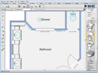 Building Planner Design windows 7 Vista Cost Estimating CAD Software