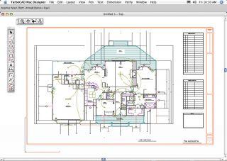 IMSI TurboCAD Mac Designer 2D V6 Latest Version New in SEALED Retail