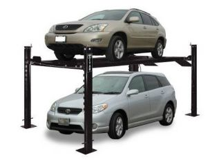 Metro 7000lb 4 Post Hoist Auto Lift Car Lift Auto Lift