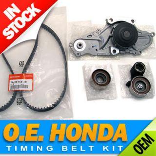 Timing Belt Water Pump Kit Honda Acura V6 Genuine OEM Factory Parts