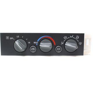 Heater Control Chevy Truck Yukon Suburban K3500 99 C1500 Auto