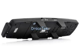 Bluetooth Car Rearview Mirror ( Player, FM Radio, handsfree calling