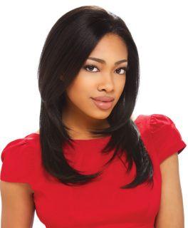 100% Human Hair Sensationnel Human Hair Lace Wig   Ashley F1B/30