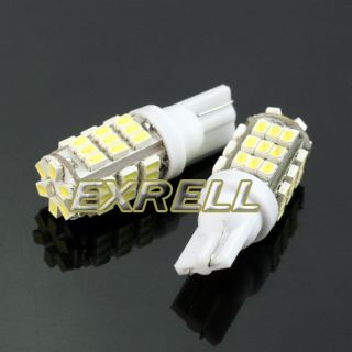 SMD LED License Plate White Car Turn Signal Corner Light Bulb