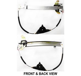 Rear Window Regulator F3VY5427009A LH Left Side Hand Power Parts Auto