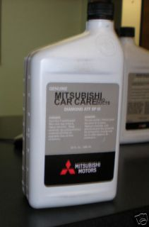 Mitsubishi Diamond SPLLL Auto Transmission Fluid 1 Case