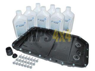 Jaguar ZF 6HP26 Auto Transmission Gearbox Fluid Service Kit DA6085