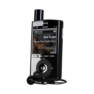 Audiovox Xi Portable XM Receiver and  Player with Home Kit