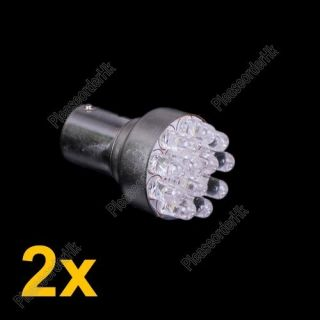 12 LED BA15S 1156 Car Auto Stop Tail Turn Signal Light Bulb Lamp New