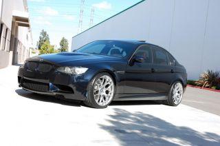 19 Avant Garde M310 Wheels Silver BMW M3 E90 E92 E93 Concave