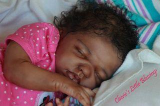 Reborn Doll~Baby Girl~LIMITED EDITION~AA~Ethnic~Sweet Carolina
