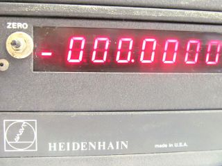 heidenhain 3 axis digital readout dro