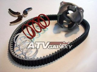 Epi Sport Clutch Kit w Belt Polaris RZR Razor 800 2008