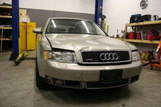 2002 02 Audi A4 B6 1 8 T Manual Transmission 125K Code FPT