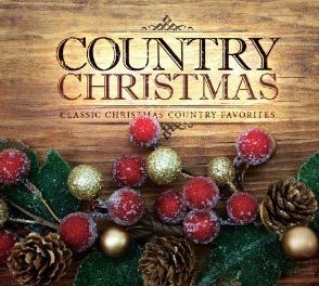 factory sealed COUNTRY CHRISTMAS classic country favorites CD