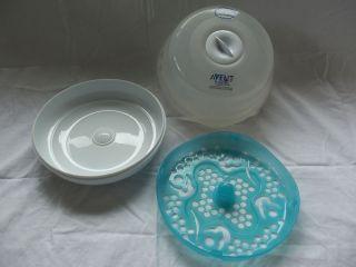 AVENT NATURALLY EXPRESS Microwaveable Baby Bottle Sanitizer Sterilizer