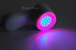 Photorejuvenation Light Acne Therapy 3 in 1 Blue Red Green LED