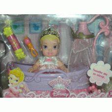 New Disney My First Princess Royal Bedtime Baby Aurora Sleeping Beauty