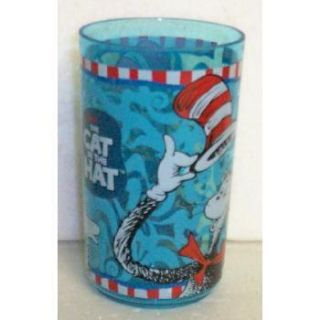 Cat in The Hat Dr Seuss Baby Shower Party Supplies Tumbler Cups 12pcs