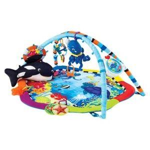 Baby Einstein Baby Neptune Ocean Adventure Play Gym EUC in box 70