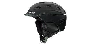 Smith Snow Ski Helmet Vantage Matte Black Large New