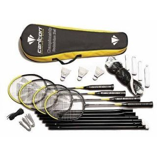 Complete Championship Badminton Racquet Set Game Sports Backyard NIB
