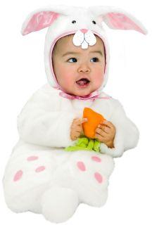 Newborn Baby Little Easter Bunny Rabbit Bunting Costume