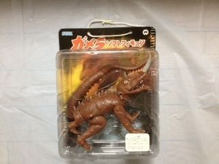 Gamera Soft Vinyl Figure Collection Balcon