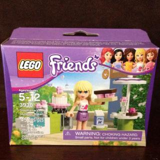 Lego Friends Stephanies Outdoor Bakery Set Brand New