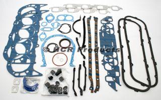 FEL Pro Big Block Chevy Engine Overhaul Gasket Kit 66 79 396 454 BBC