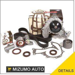 Isuzu 3 2L 3 5L 6VD1 6VE1 Timing Belt Water Pump Kit Tensioner