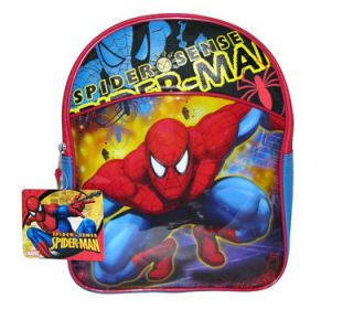 Spiderman Marvel Mini 11 School Kid Boys Backpack Bag