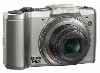 Olympus SZ30MR Sz 30MR 16MP 24x Optical Zoom Digital Camera Warranty