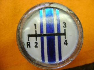 68 69 FORD MUSTANG CYCLONE TORINO FAIRLANE RANCHERO COBRA 4 SPD SHIFT