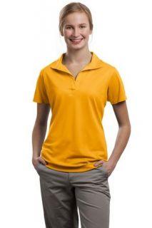 New Sport Tek Ladies Micropique Sport Wick Sport Shirt