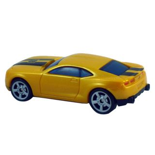 NEW HASBRO SPEED STARS TRANSFORMERS Bumblebee METAL DIE CAST Robot Car