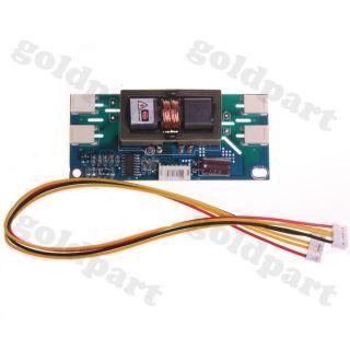 1pc 4 Lamp Backlight Universal Laptop LCD CCFL Inverter 10 30V for 15