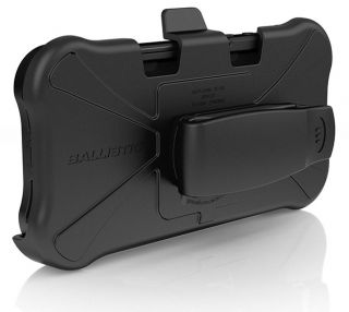 Ballistic SG Maxx Series Tough Rugged Case Cover Holster Clip for
