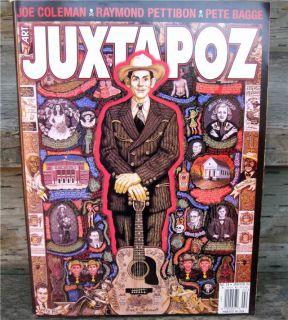 Magazine Vol.7 No.1 Jan 2000   Joe Coleman Raymond Pettibon Pete Bagge