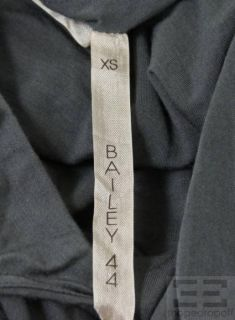 Bailey 44 Grey Crochet & Jersey Dress Size XS NEW