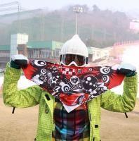 Snowboard Ski Bike Mask Bandana Warmer Racing