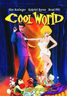 Cool World New PAL Cult DVD Ralph Bakshi Kim Basinger Brad Pitt