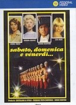 Sabato Domenica E Venerdì Edwige Fenech Barbara Bouchet