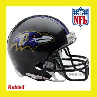 Baltimore Ravens Official NFL Mini Replica Football Helmet by Riddell