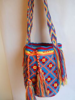 Wayuu Mochila Shoulder Bags Susu Kanaas Drawing Collection 2012