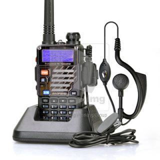 BAOFENG UV 5R E DTMF CTCSS DCS FM Ham 2 Way Dual Band Radio